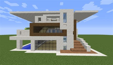 minecraft quartz house modern quartz house minecraft project