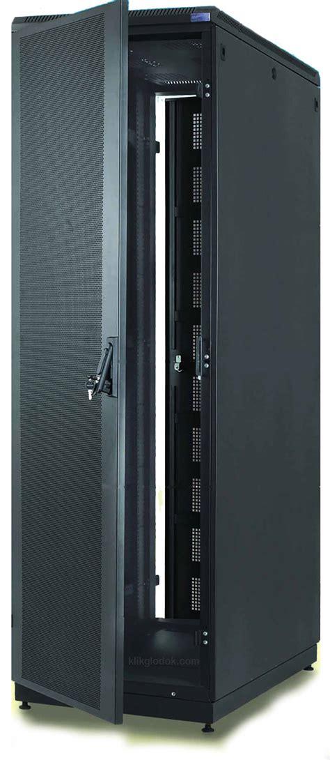 Rak Komputer Server jual harga abba rack paket rack 19 inch 45u 1150mm