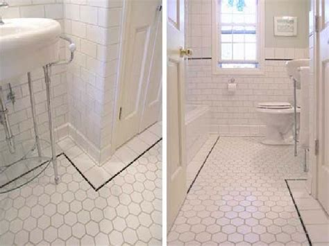 Old Bathroom Tile Ideas | redoubtable vintage bathroom ideas
