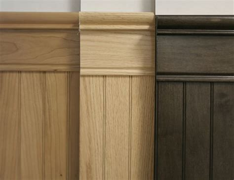 Composite Wainscoting Panels Beadboard Paneling Materials Ideas And Wainscoting I