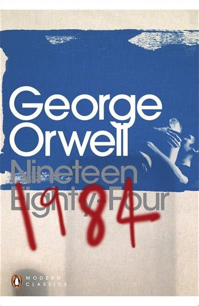 nineteen eighty four by george orwell penguin books australia