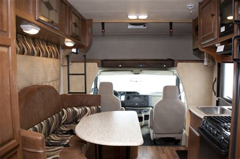 Class C Rv Floor Plans by Class C Motorhome Cabover Style C22 Rv El Monte Rv