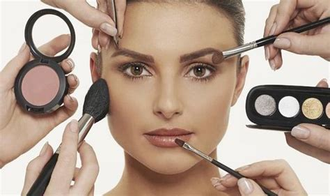 make up for women 46 new study shows men prefer women with less make up uk