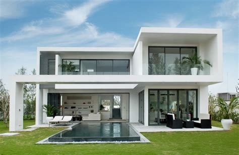 Modern One Story House Plans dune residences danang golf course villa for sale