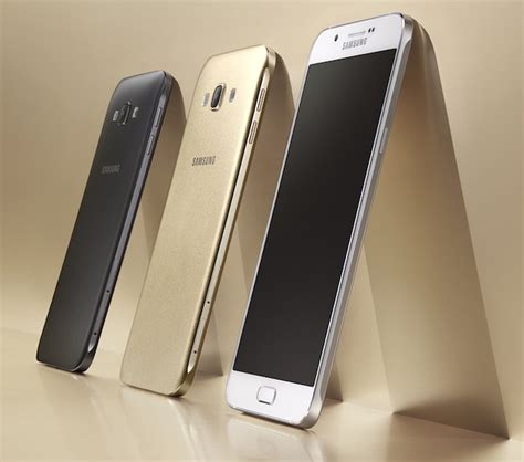 Samsung A8 Vs S7 Edge samsung galaxy a8 with fingerprint sensor launched at rs 32 500 technology news