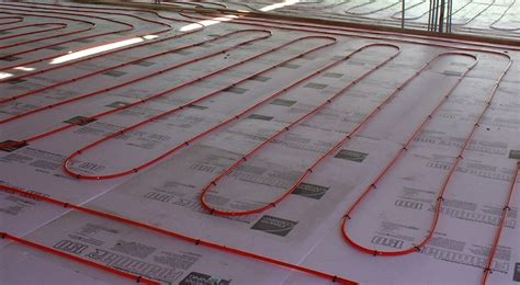 In Floor Heating by The Advantages Of Radiant Floor Heating