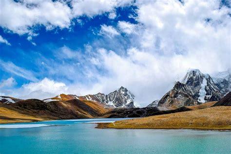 gurudongmar lake sikkim height weather  time