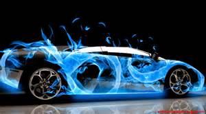 Lamborghini With Flames Lamborghini Blue Wallpaper Important Wallpapers