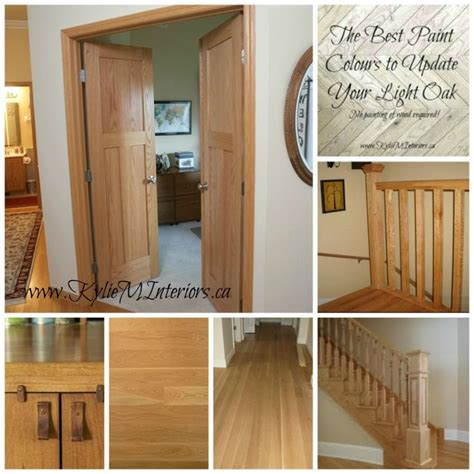 paint colors that go with light oak cabinets the best paint colours to go with oak or wood trim