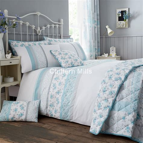 Duck Egg Blue Duvet Covers Uk Sweetgalas Ponden Mill Bedding Sets