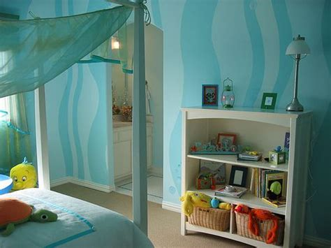 little mermaid bedroom decor little mermaid room i think to do it in aqua paint colors with special glitter added