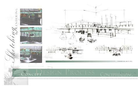 professional portfolio title page digital interior design portfolio