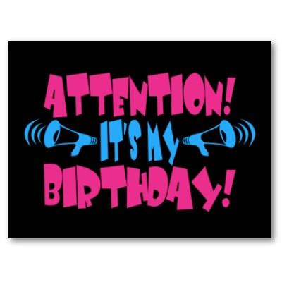 Its My Birthday by Ecstasy Defined Ways To Tell Quot Its My