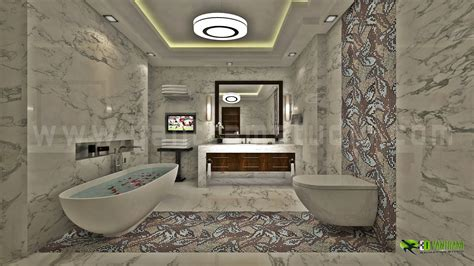 Design Bathrooms by Visualize Your Modern Bathroom Design With Yantram