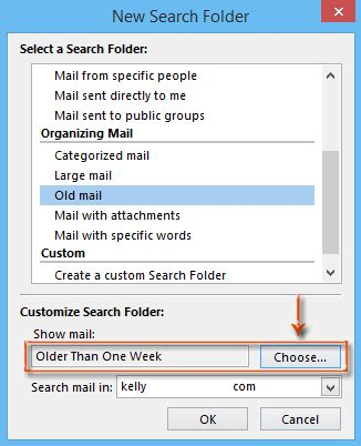 How To Search Archived Emails In Outlook How To Find Out Email Messages In Outlook