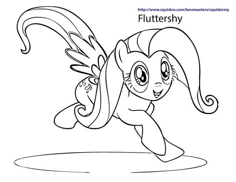 Free Coloring Pages Of Baby Fluttershy Fluttershy Coloring Pages