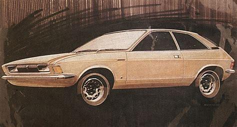Concepts and prototypes : Austin Allegro   AROnline
