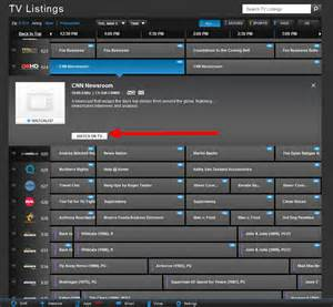 Infinity Comcast Tv Listings Comcast Makes An End Run Around U Verse Mediaroom With