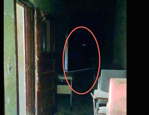 film ghost camera real ghost caught on film in abandoned mental hospital