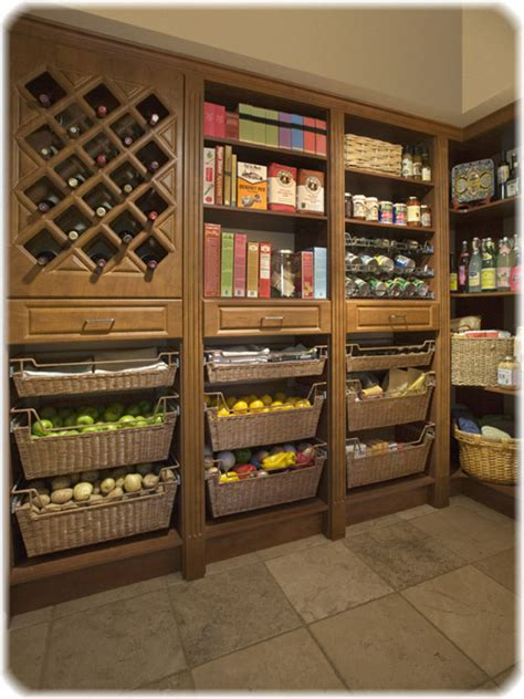 A Well Stocked Pantry by An Organised And Well Stocked Pantry
