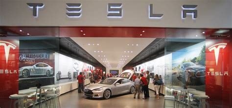 Tesla Motors Sales Tesla Battles With Car Dealerships In Business
