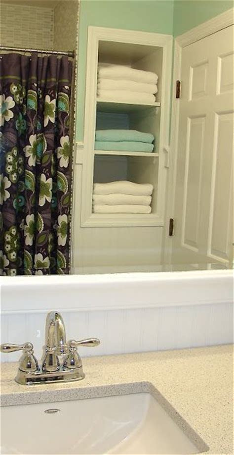 removing built in medicine cabinet built in linen closet diy woodworking projects plans