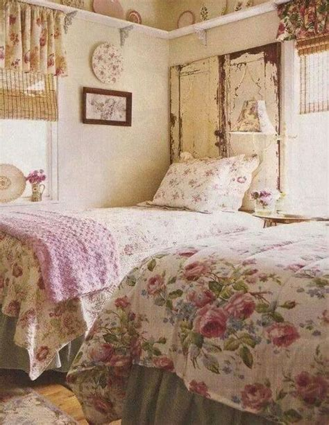 vintage rose bedroom ideas english bedroom country chic pinterest