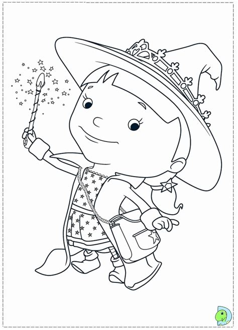 Mike The Knight Coloring Pages Coloring Home Mike The Colouring Pages