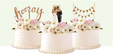 Wedding Cake Tops by 10 Best Wedding Cake Toppers For 2018 Wedding