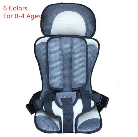 portable car seat for travel five point hamess child safety car seat portable cotton