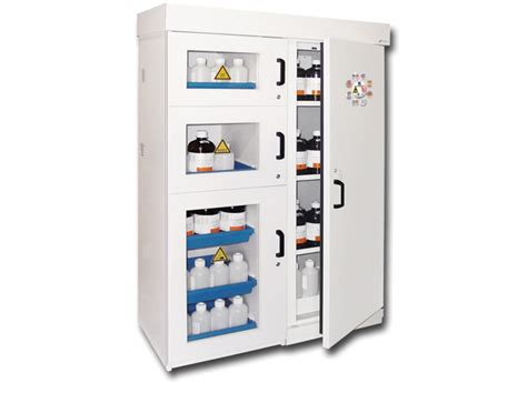 lab chemical storage cabinets internal multi risk safety cabinets corrosive chemical