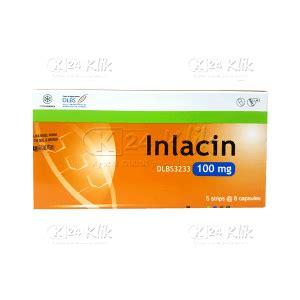 Obat Inlacin jual beli inlacin 100mg tab 30s k24klik