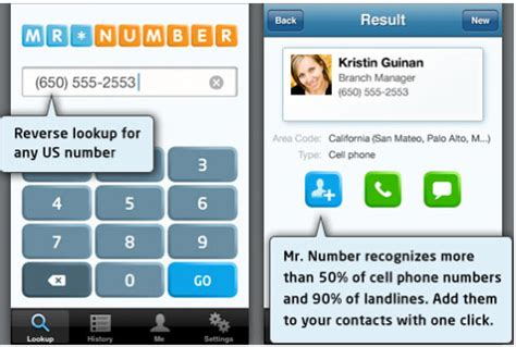 Mr Number Lookup Mr Number Lookup Iphone App Review Get Detailed Top Apps Reviews