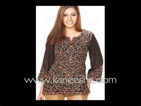 Raffa Tunik Top Blouse Hq tunic tops stylish tunic top fashion india