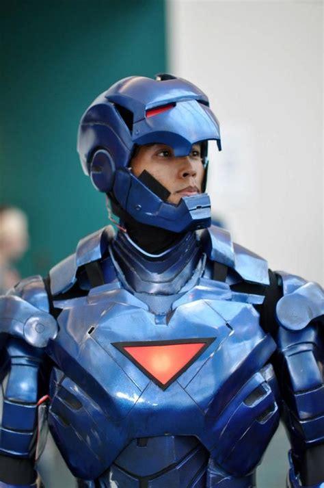 stealth iron man  electronics  servos  steps