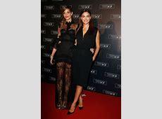 Irina Shayk & Ana Beatriz Barros Stun at Intimissimi on ... Katsia Zingarevich Intimissimi