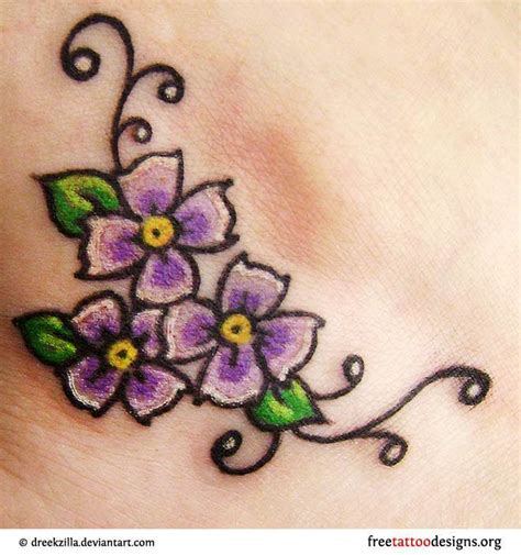 february birth flower tattoo best 25 february birth flowers ideas on birth