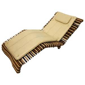 Leather Chaise Lounge Chair Pacific Green Palmwood And Leather Chaise Lounge Chair At 1stdibs