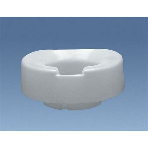 elevated toilet seat elongated ette 174 elevated toilet seat 4 inch raised elongated