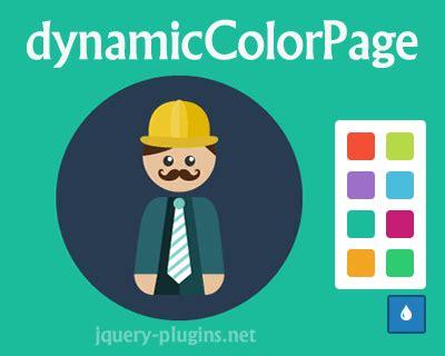 jquery change color color jquery plugins