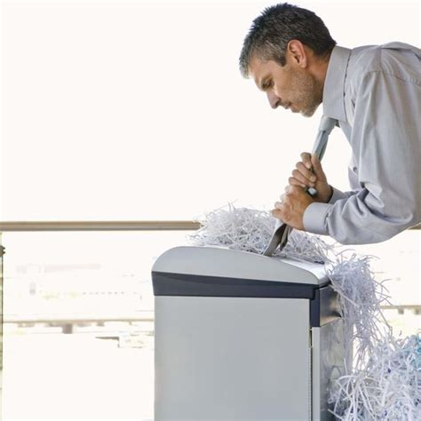 paper shreader what are the dangers of a paper shredder your business