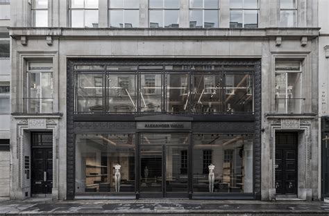 home design stores in london alexander wang opens first european flagship in london