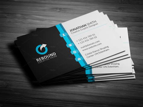 Visitenkarten Ceo by Corporate Business Card Business Card Templates On