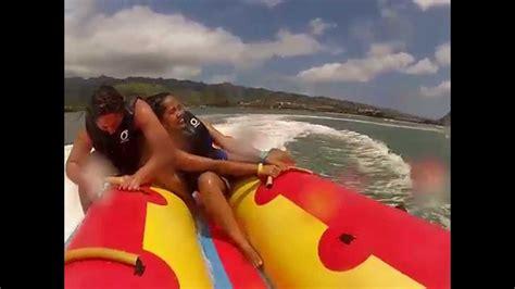 banana boat ride youtube homahawaii banana boat ride youtube