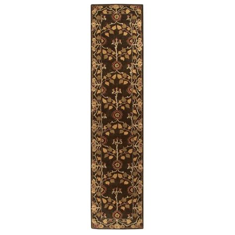 home decorators collection patrician java 2 ft 3 in x 10