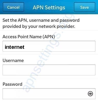 vodafone net setting for mobile vodafone blackberry settings apn settings
