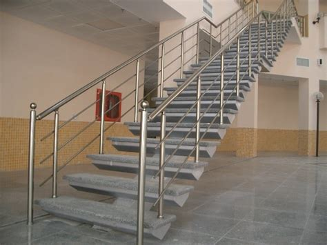 Interior Handrails Stallion Metal Works