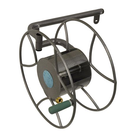 Wall Mounted Swivel Reel Yard Butler Store Wall Mounted Garden Hose Reels