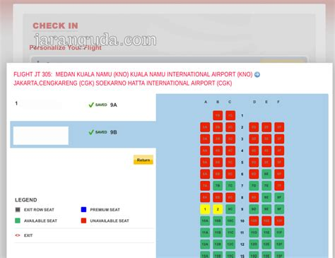 citilink garuda web check in cara check in pesawat lion air 171 jaranguda com