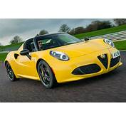 Alfa Romeo 4C Spider 2016 Review  Pictures Auto Express
